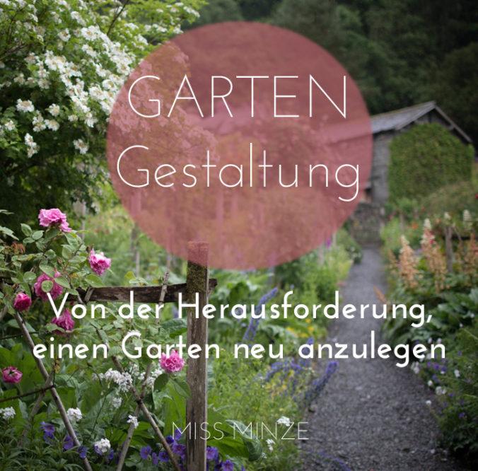 Wunderbar Einen Garten Neu Anlegen