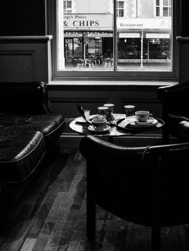 ballade vom traurigen café