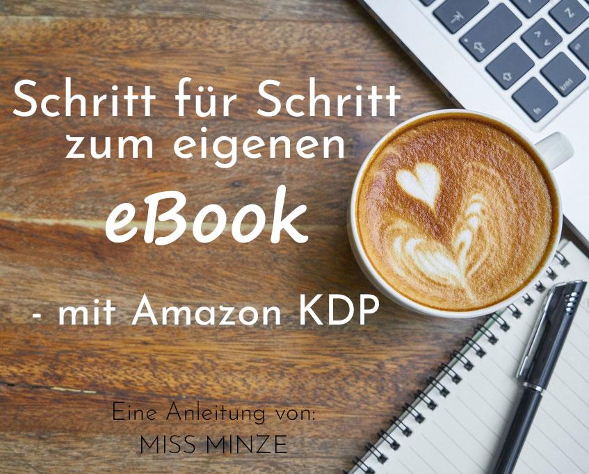 Schritt für Schritt zum eigenen eBook