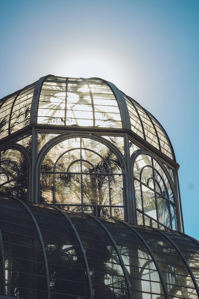 Viktorianisches Gewächshaus