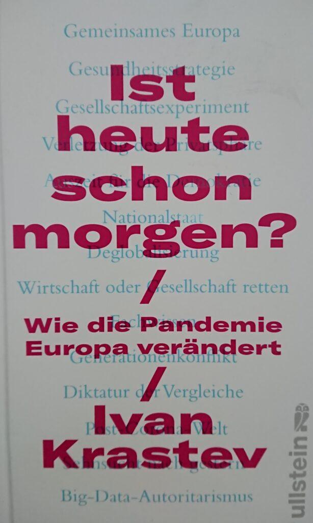 wie die Pandemie Europa verändert